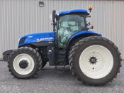 Image pour l'article Usagé 2015 New Holland T7.270 -E Tracteur