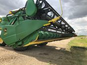 Image for article Used 2015 John Deere 635F Header Combine