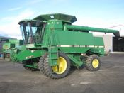 Image for article Used 1996 John Deere 9600 Combine