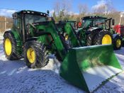 Image for article Used 2014 John Deere 6115R Tractor