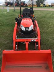 Image for article New 2019 Kubota bx2380 Tractor