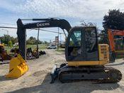 Image for article Used 2012 John Deere 75D Excavator