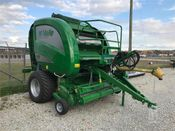 Image for article New McHale V8950 Round Baler