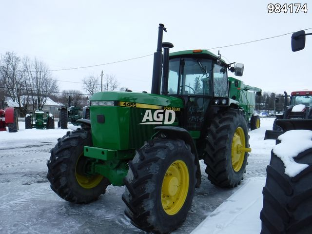Gallery image 1 for Used John Deere 4455 Tractor