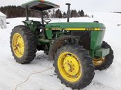 Image for article Used John Deere 2955 Tractor