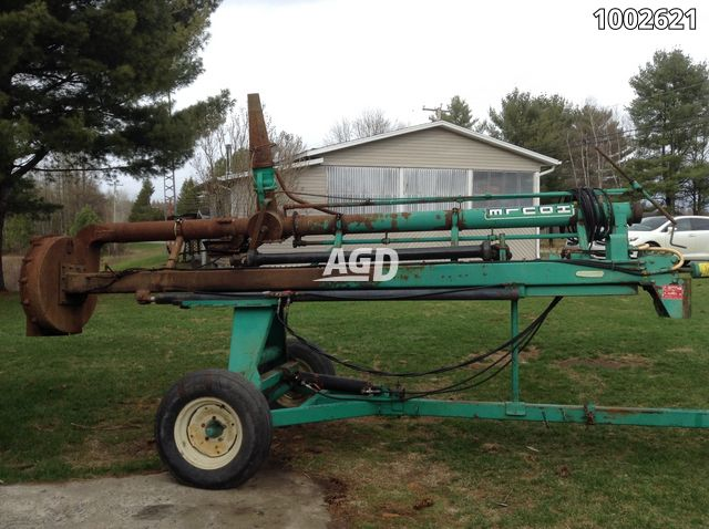 Gallery image 1 for Used 1996 Houle 12 pieds Manure Pump