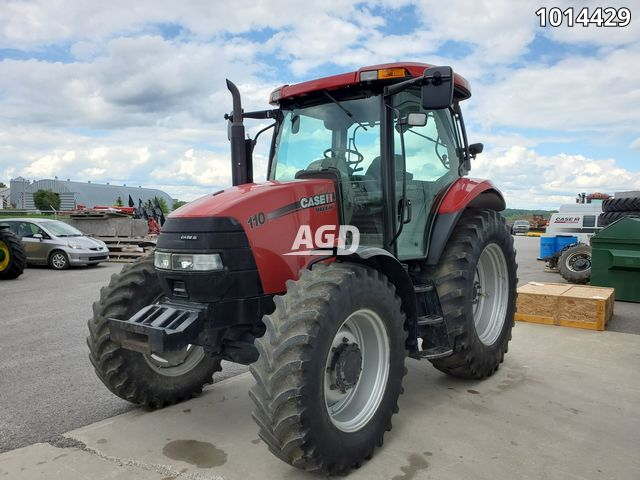 Gallery image 1 for Used 2009 Case IH MAXXUM 110 PRO Tractor
