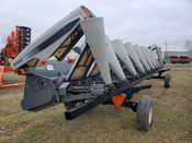 Image for article Used 2013 Gleaner 3000-8 Header - Row Crop