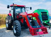 Image for article Used 2009 Case IH Puma 115 Tractor