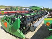 Image for article Used 2013 John Deere 635F AIR Header - Flex