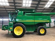 Image for article Used 2008 John Deere 9670 Combine
