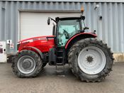 Image for article Used 2009 Massey Ferguson 8680 Tractor