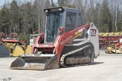 Image for article Used 2014 Takeuchi TL8 Skid Steer