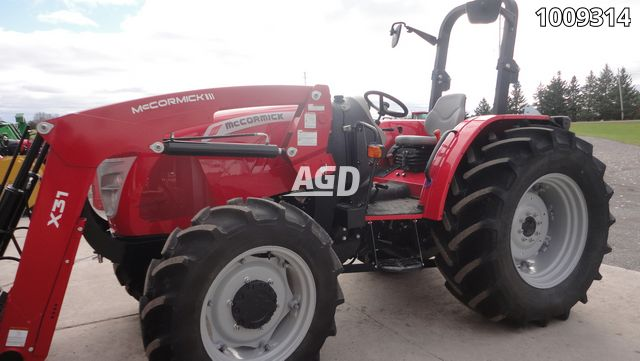 Gallery image 1 for New NEW McCormick X4.50 Tractor