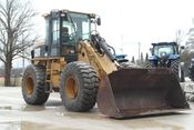 Image for article Used Caterpillar 924G Wheel Loader