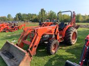 Image for article Used 2007 Kubota L4330HST Tractor