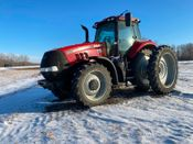 Image for article Used 2018 Case IH MAGNUM 220 Tractor