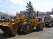 Image for article Used 1972 Caterpillar 966C,S/N30K1166 Wheel Loader