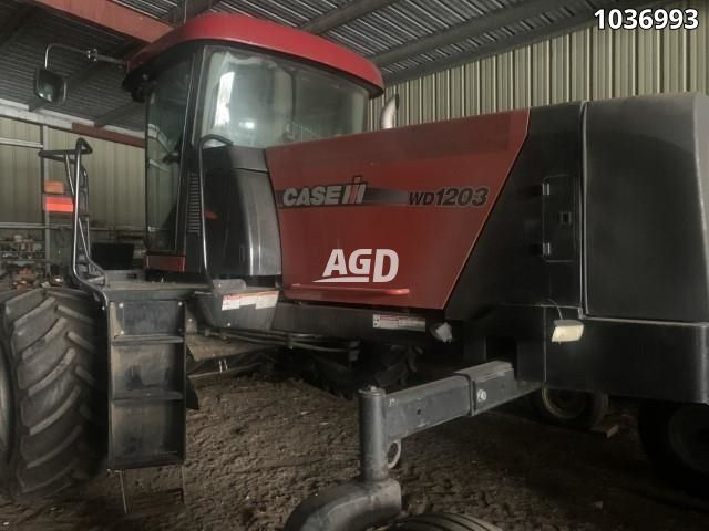 Image for Used 2012 Case IH WD1203 Windrower