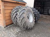 Image for article New Michelin 620/75R26 Tires & Rims