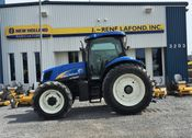 Image for article Used 2007 New Holland TS135A Tractor