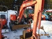 Image for article Used 2011 Kubota KX121 Excavator