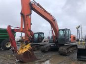 Image for article Used 2007 Hitachi Power Tools ZX240LCS3 Excavator