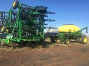 Image for article Used 2017 John Deere 1870 Air Drill