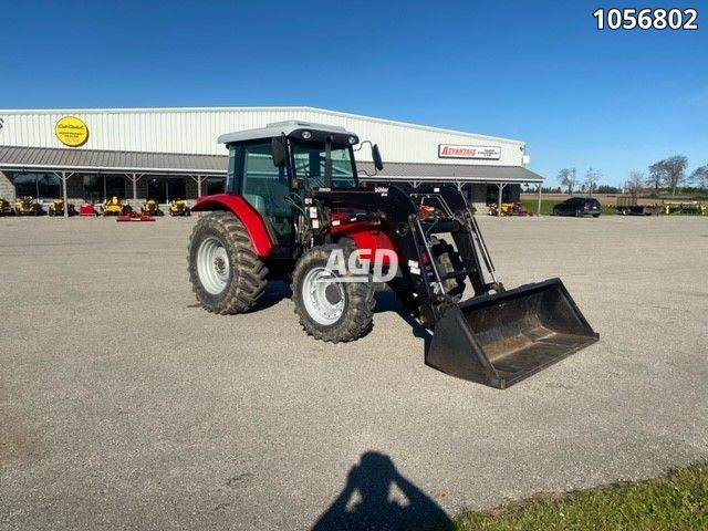 Gallery image 1 for Used Massey Ferguson 2660 HD Tractor