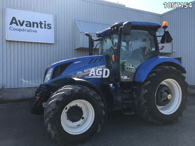 Gallery image 1 for Used 2017 New Holland T6.175 Tractor