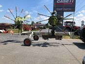 Image for article Used CLAAS 1550 Tedder Rake