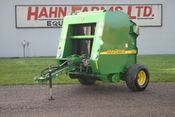Image for article Used 2002 John Deere 477 Round Baler