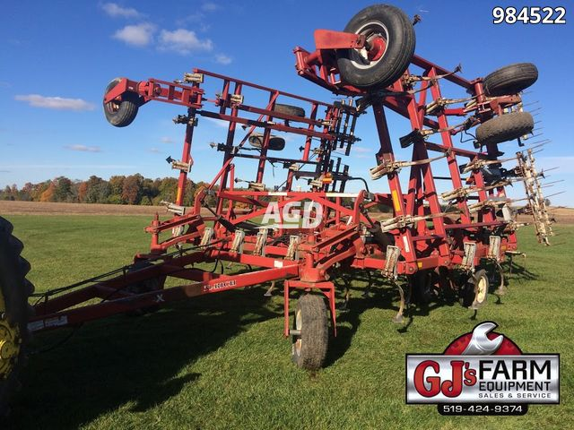 Gallery image 1 for Used Wil Rich QUAD X Cultivator