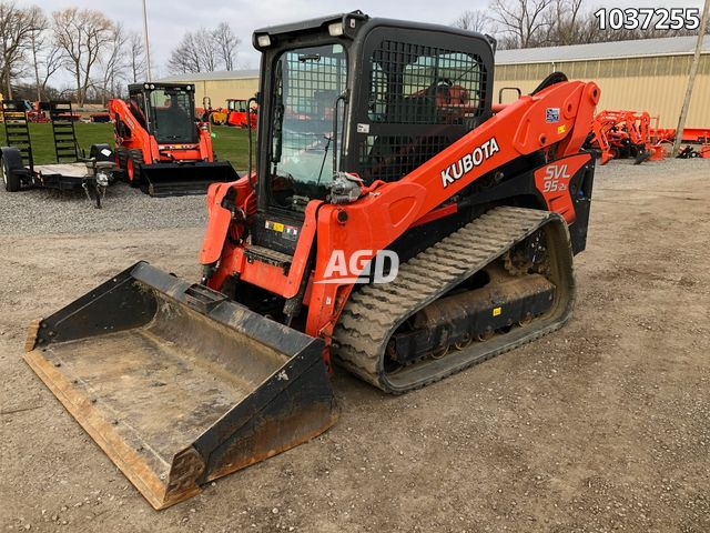 Image for Used 2016 Kubota SVL95-2SHFC Track Loader