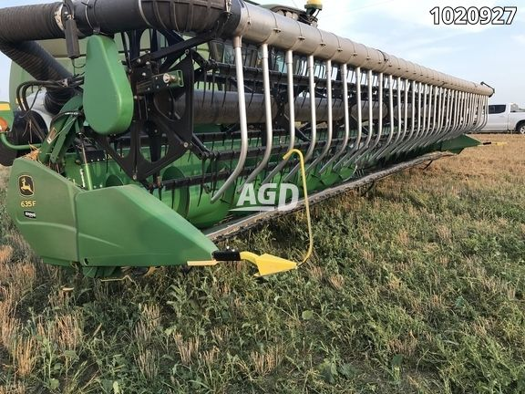 Gallery image 1 for Used 2011 John Deere 635F Header Combine