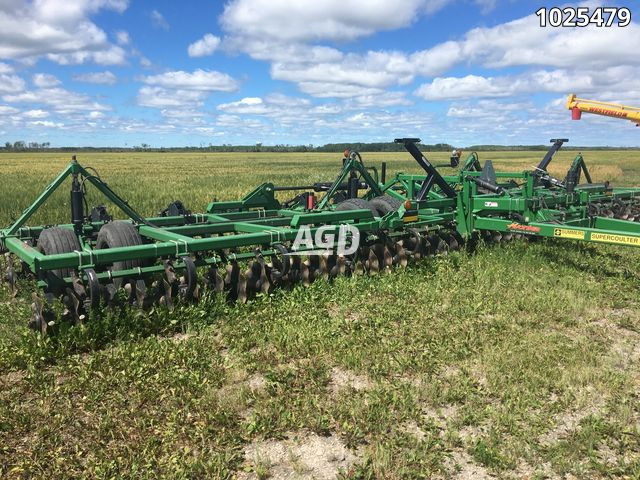 Gallery image 1 for Used 2011 Summers Mfg Super Coulter Plus Disc