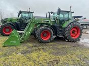 Image for article Used 2018 Fendt 718S4 Tractor Loader