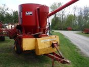 Image for article Used Massey Ferguson 15 Mix Mill