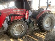 Image for article Used Massey Ferguson 4609 Tractor