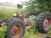 Image for article Used New Holland TN-90 Tractor