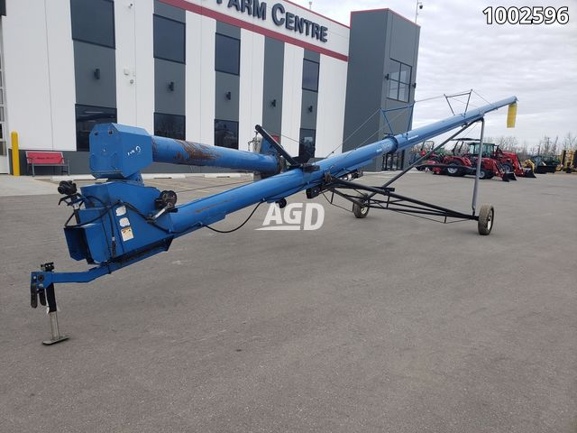 Gallery image 1 for Used Brandt 10x60 Grain Auger