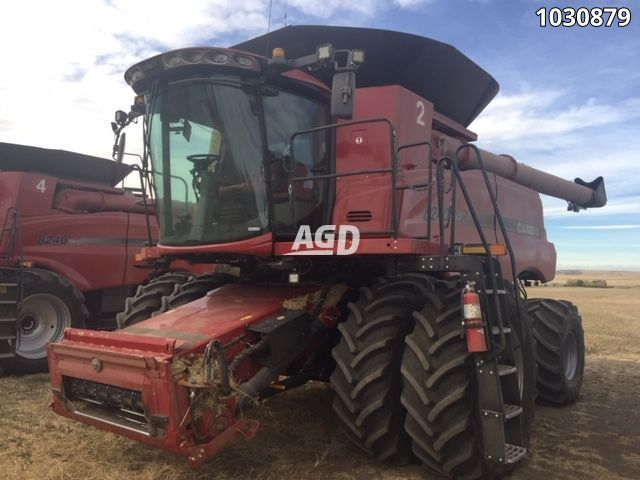 Gallery image 1 for Used 2017 Case IH 8240 Combine