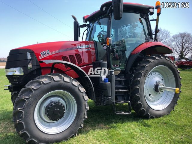 Gallery image 1 for New 2020 Case IH PUMA 185 Tractor