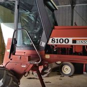 Image for article Used 1991 Hesston 8100 Windrower