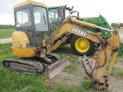 Image for article Used 2003 John Deere 27CZTS Excavator