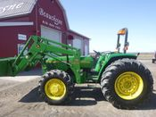 Image for article Used 1995 John Deere 5500 Tractor
