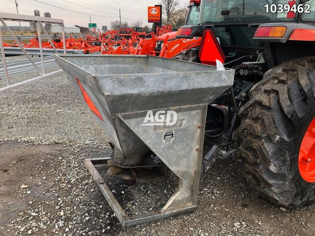 Image for Used Reist HSLBC-S Spreader - Broadcast