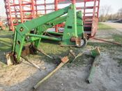 Image for article Used John Deere 146 Front End Loader