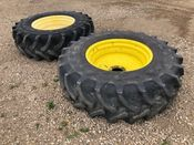 Image for article Used 2011 Firestone 480/70R60 Tires