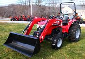 Image for article Used 2018 Massey Ferguson 2706E Tractor